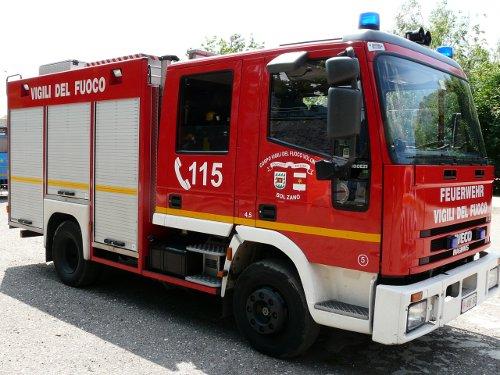 Tanklöschfahrzeug 2000l
