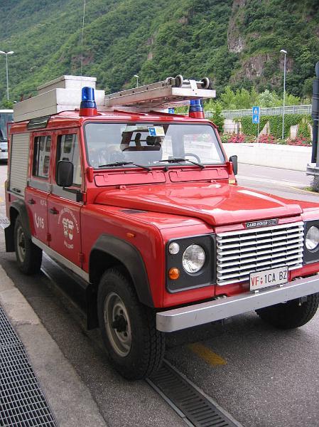 Kleinlöschfahrzeug - Allrad