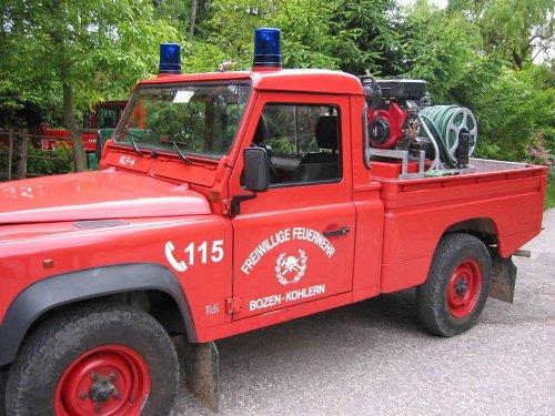 Kleintransportfahrzeug - Allrad